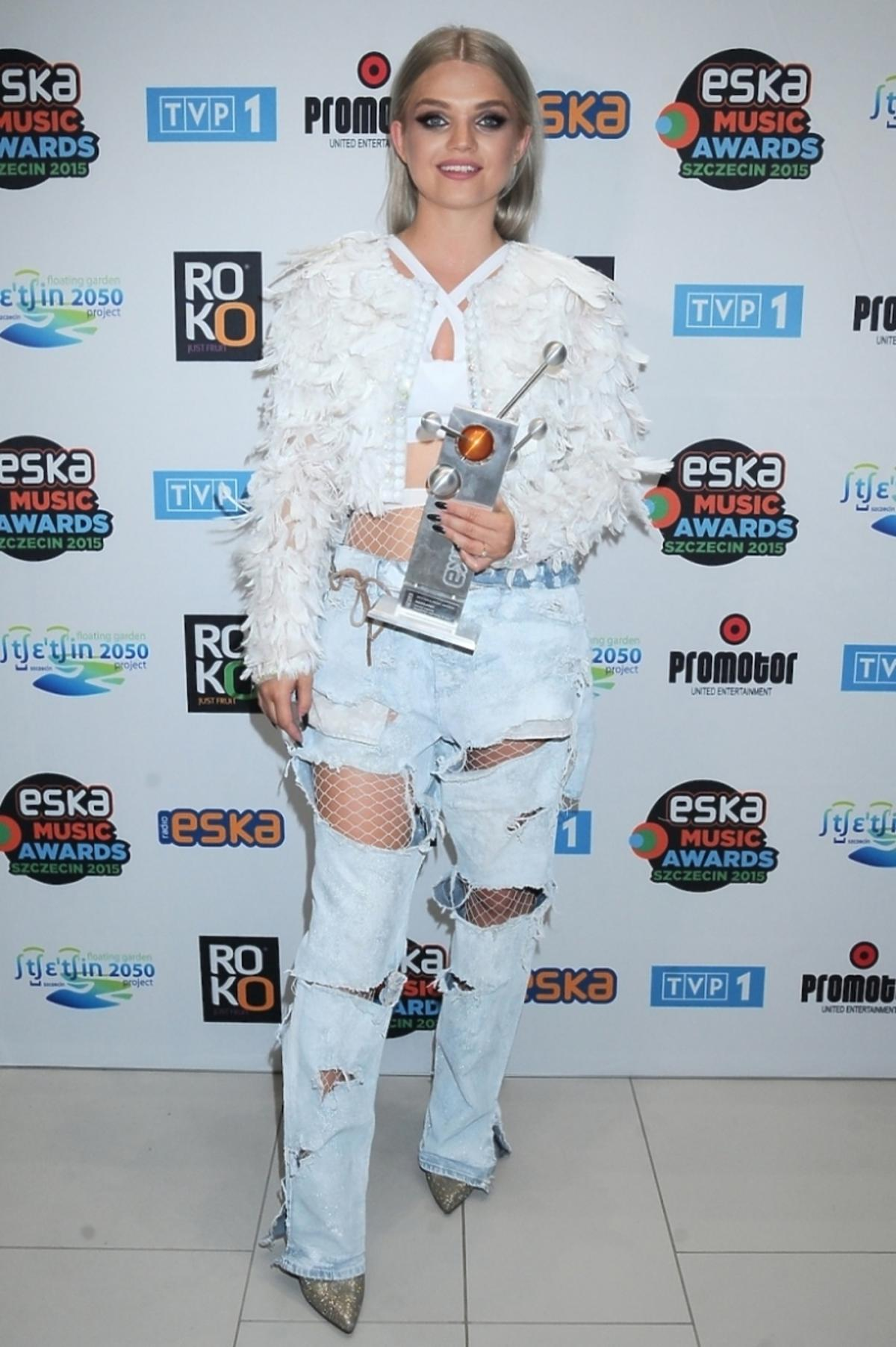Margaret na Eska Music Awards