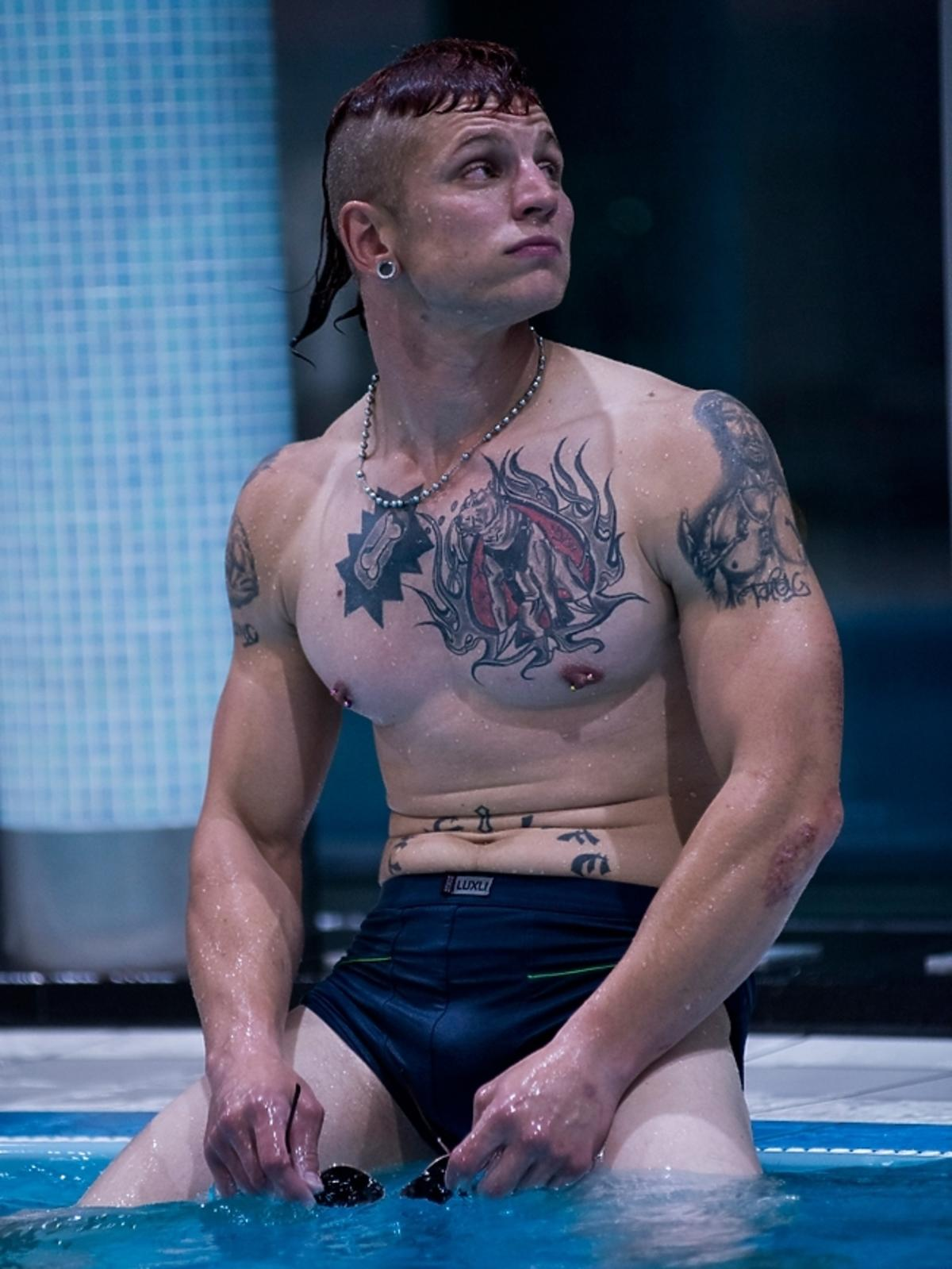 Mariusz Adam Ryjek uczestnik Hell's Kitchen