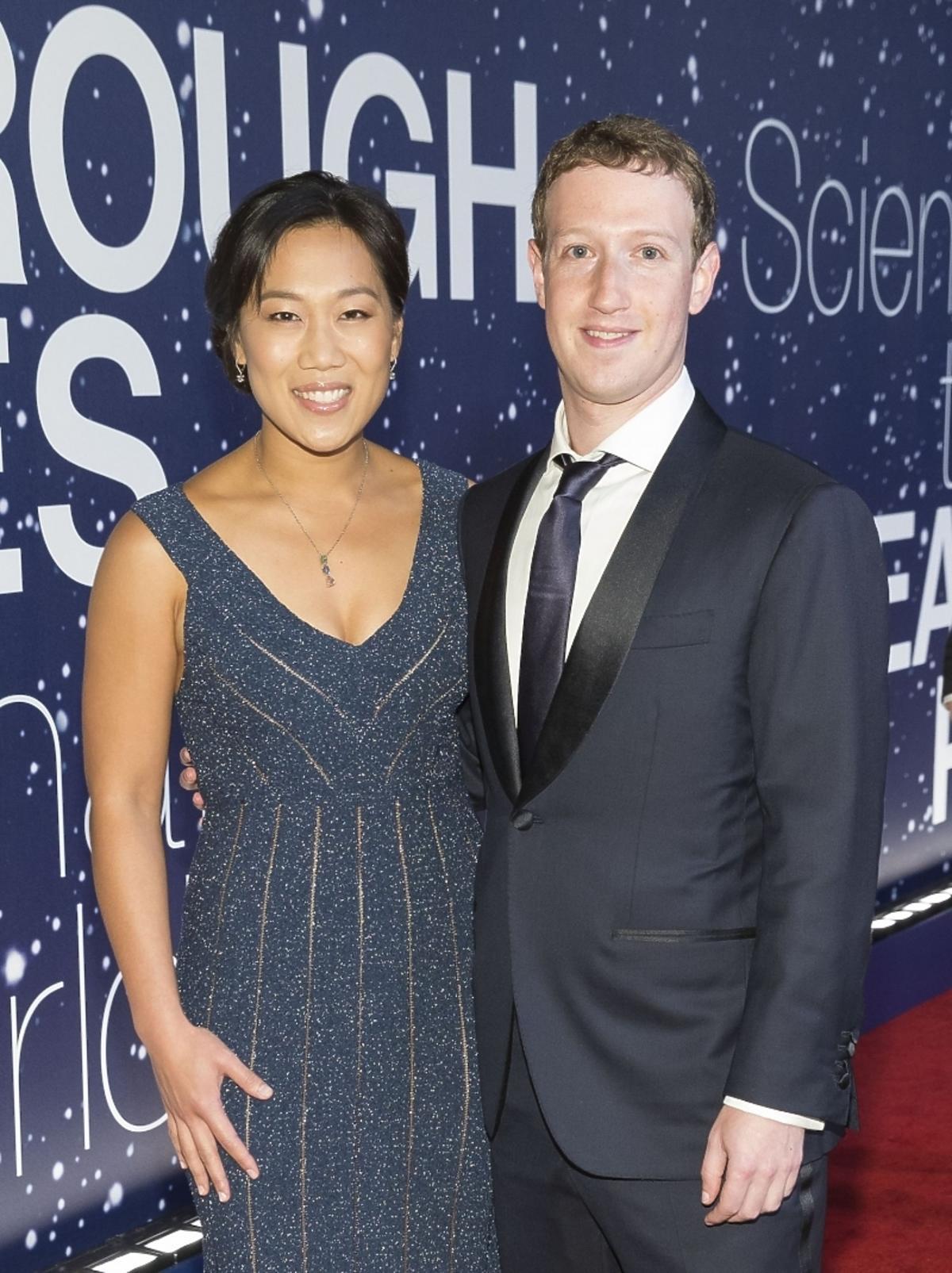 Mark Zuckerberg zostanie ojcem