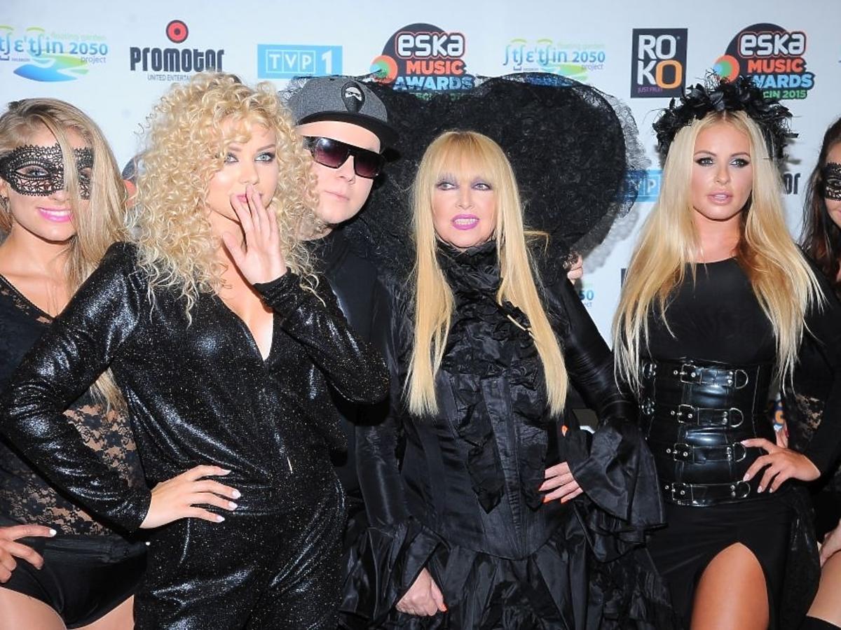 Maryla Rodowicz, Donatan, Ola Ciupa, Paula Tumala na Eska Music Awards 2015