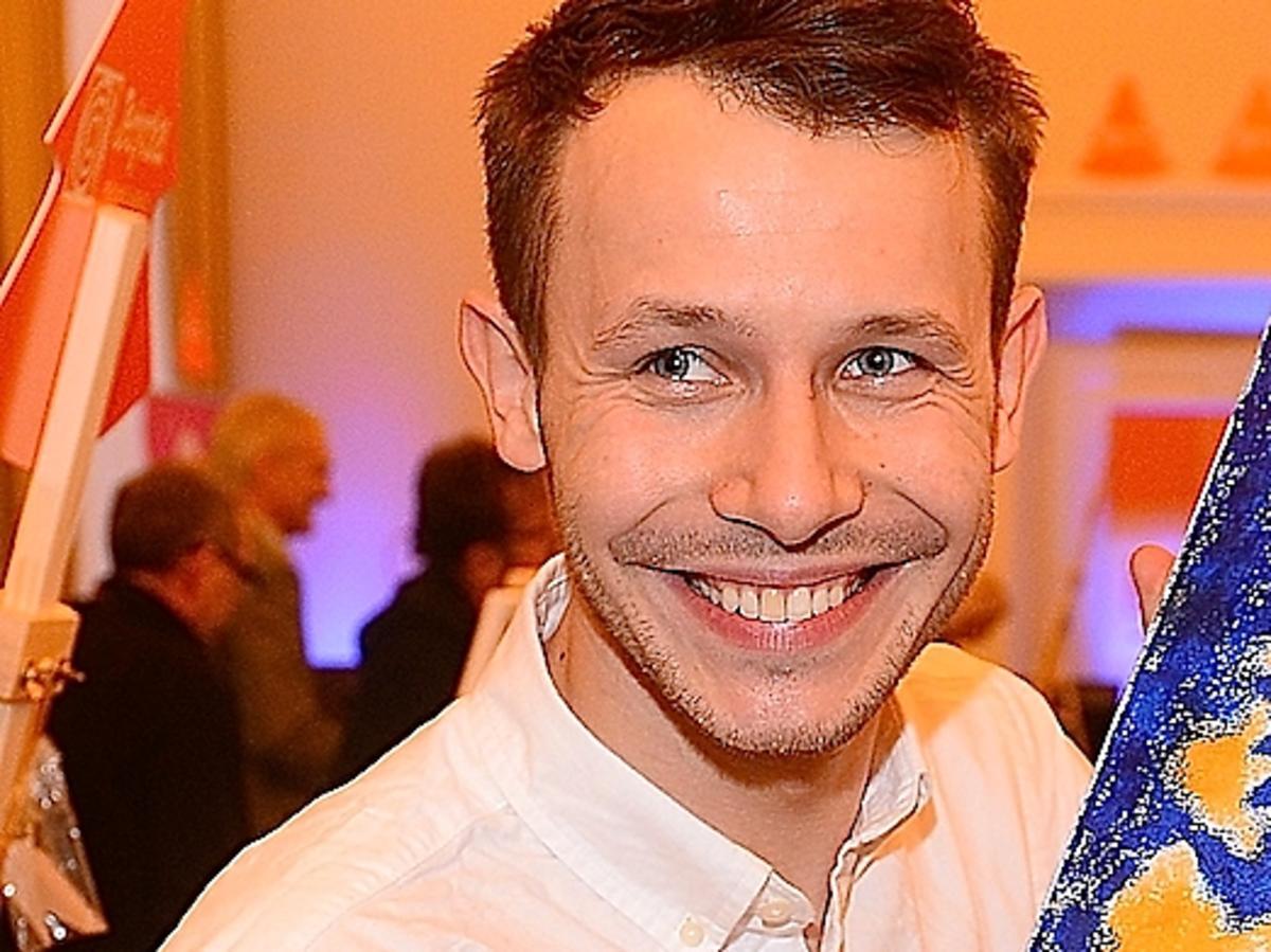 Mateusz Banasiuk zdobył nagrodę we Francji