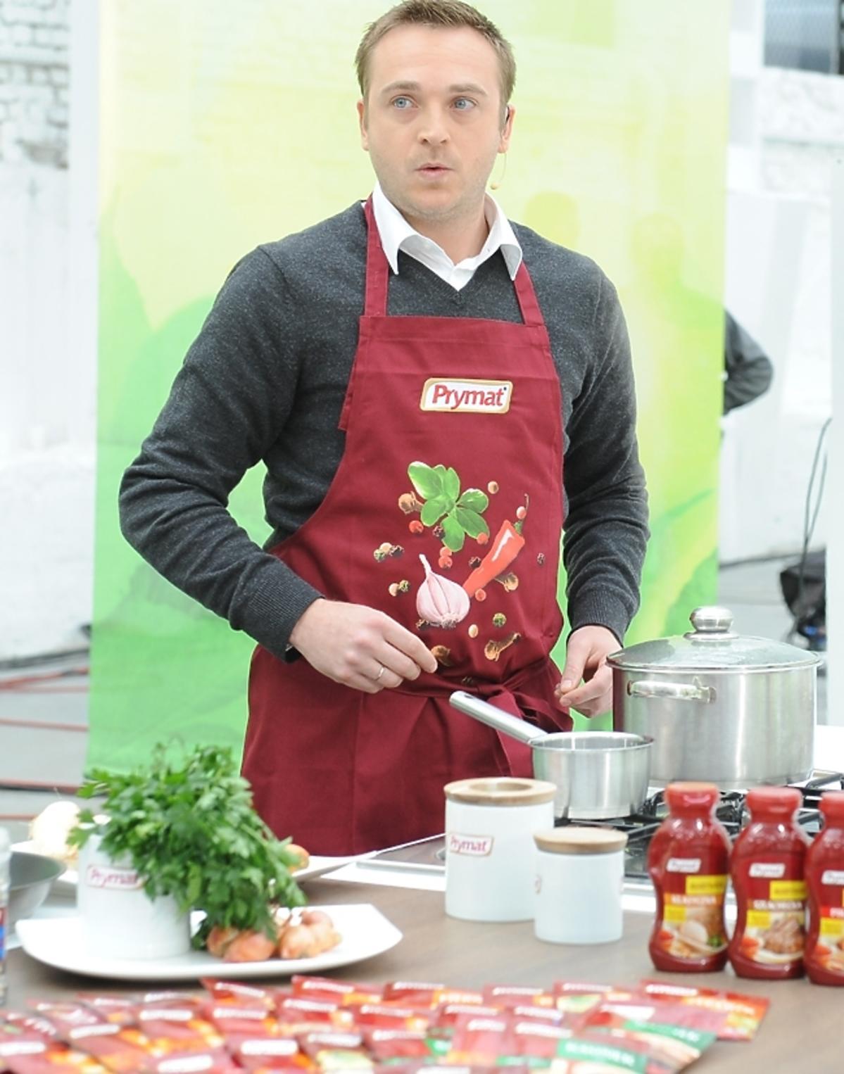 Mateusz Gessler w Hell's Kitchen