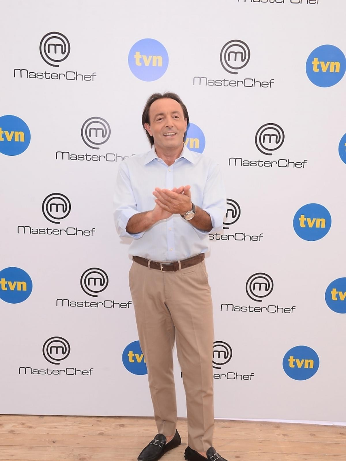 Michael Moran na konferencji Master Chef