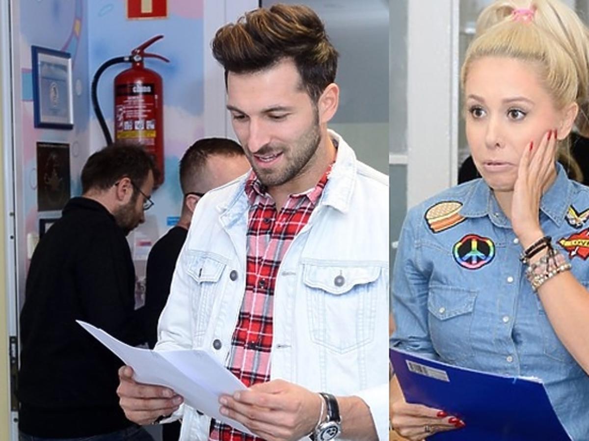 Natalia Siwiec i Rafał Maślak czytają bajki