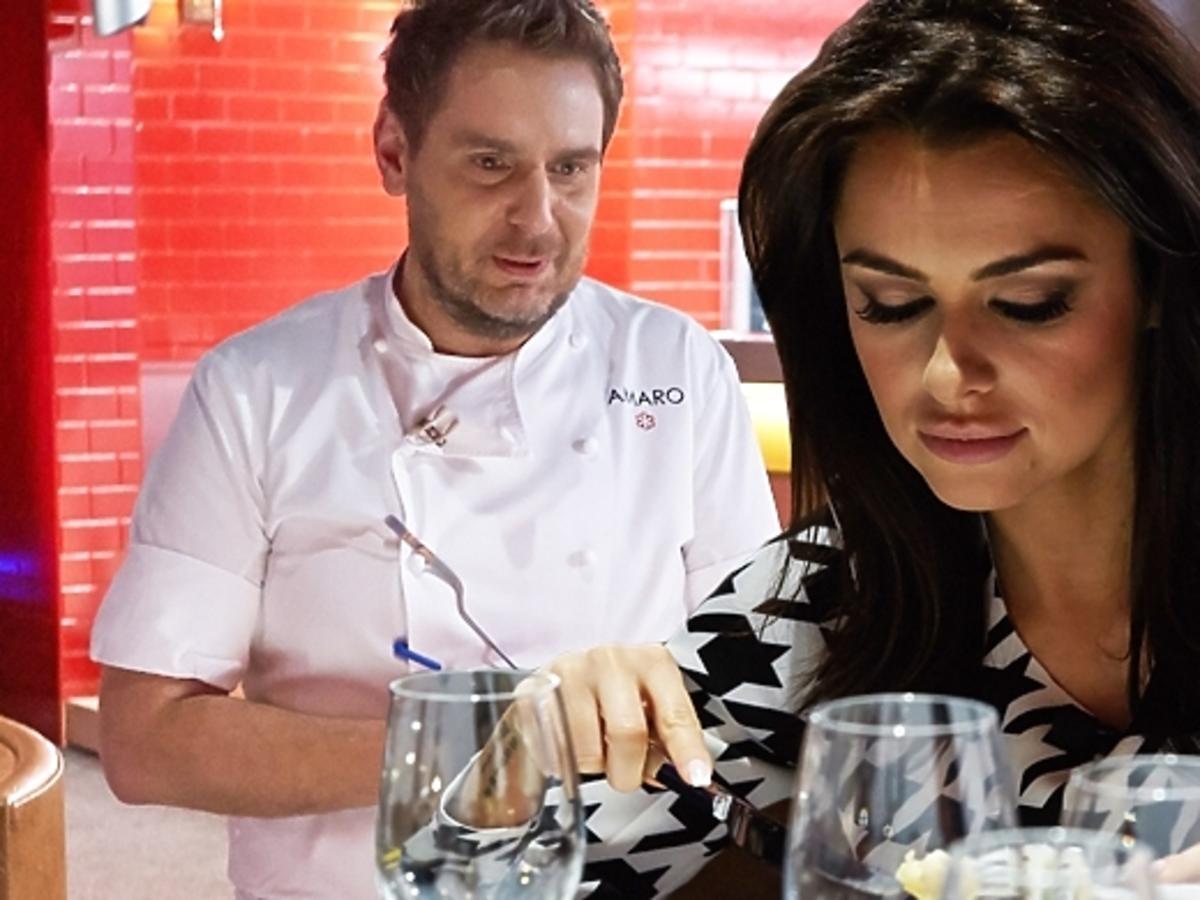Natalia Siwiec w finale Hell's Kitchen