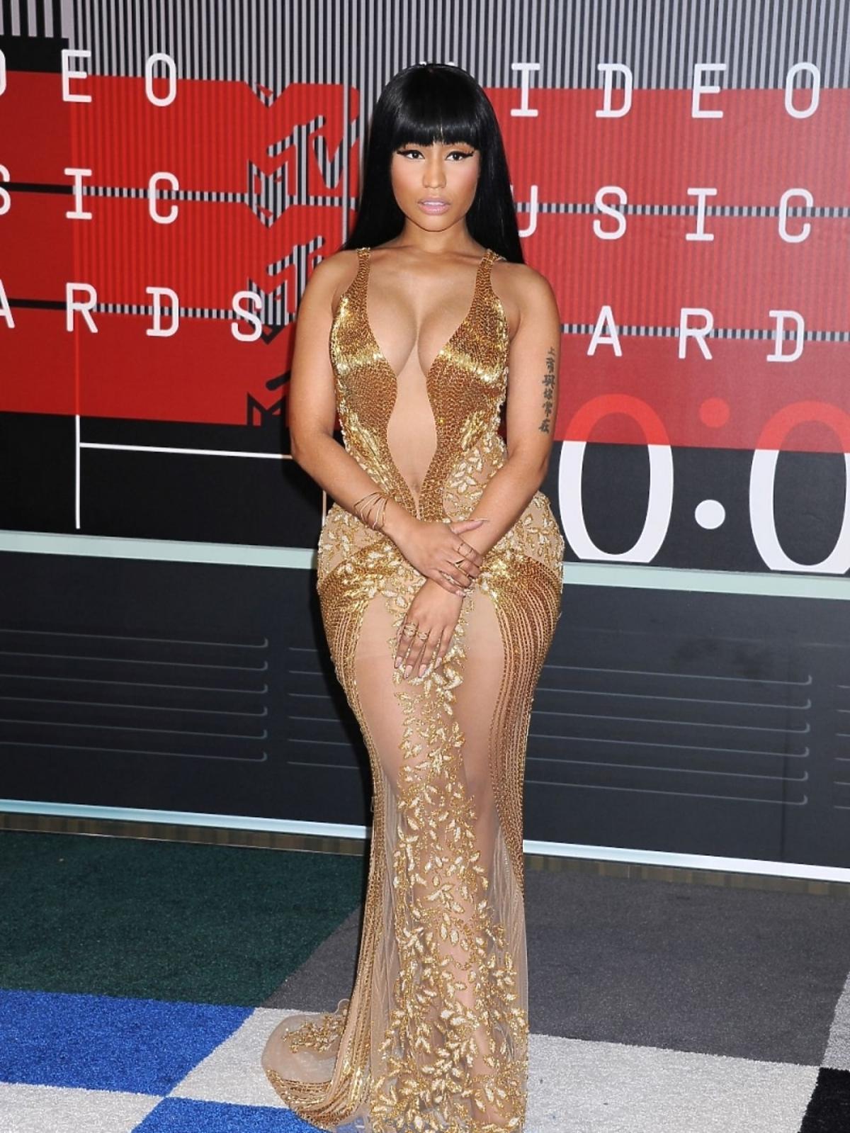 Nicki Minaj na gali MTV Music Awards 2015