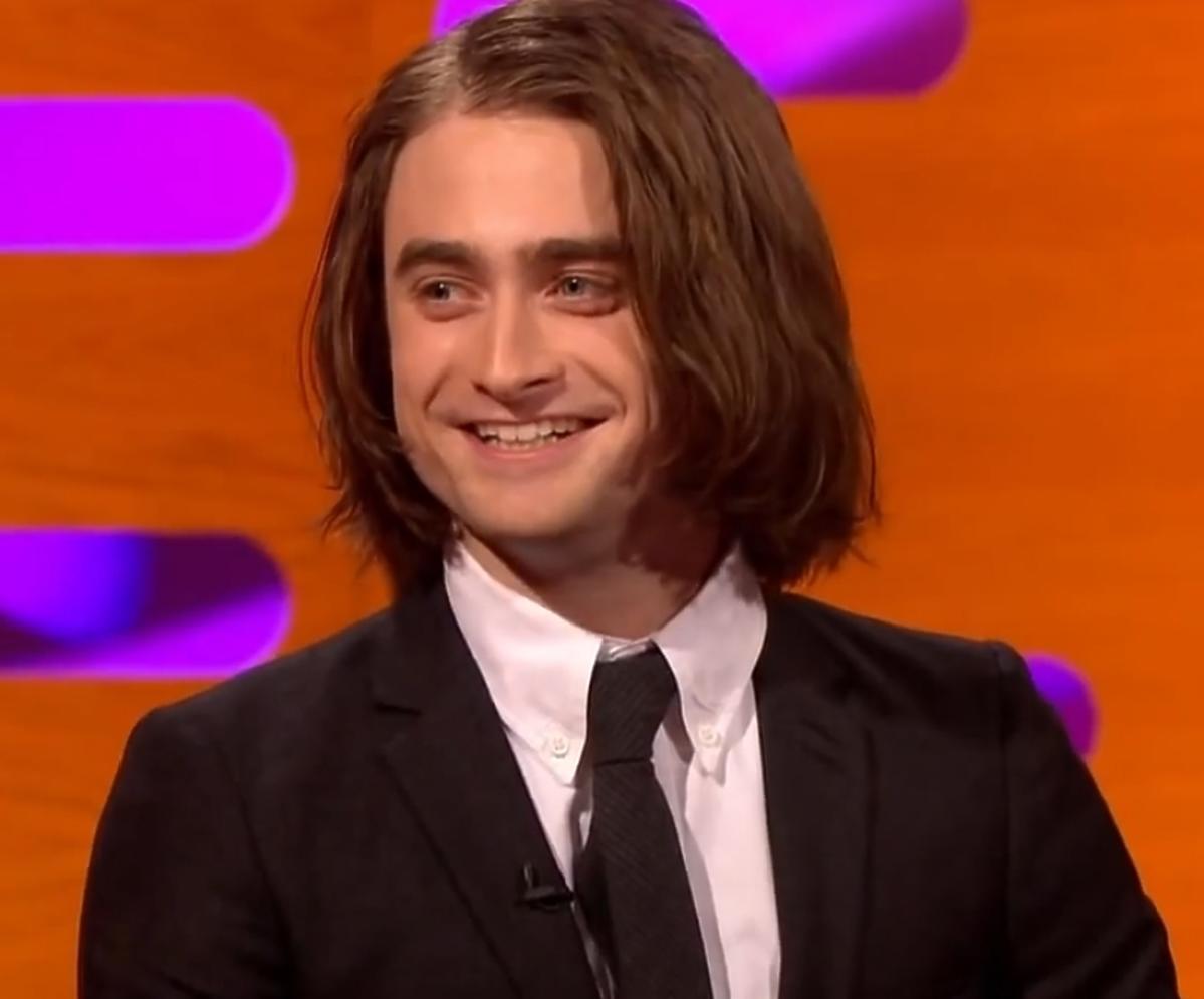 Nowa fryzura Daniela Radcliffe'a