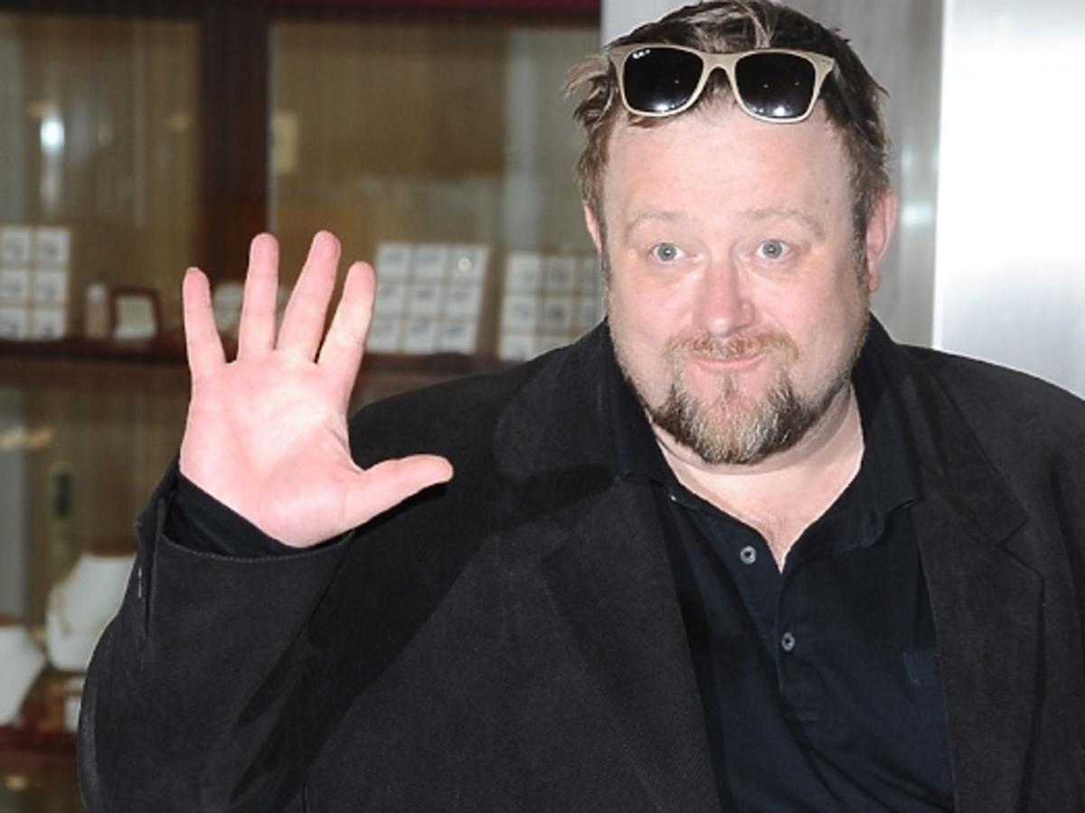 Olaf Lubaszenko w rok schudł 40 kilogramów
