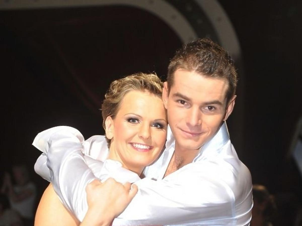 Otylia Jedrzejczak, Sławomir Turski w Tańcu z Gwiazdami w 2009 roku