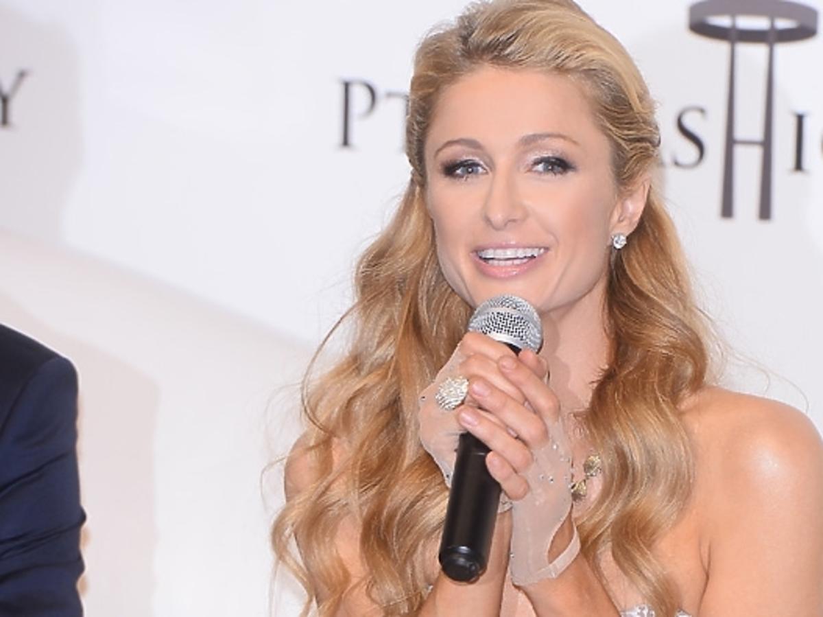 Paris Hilton podczas pobytu w Polsce zgubiła pierścionek o wartości 100 tys. dolarów