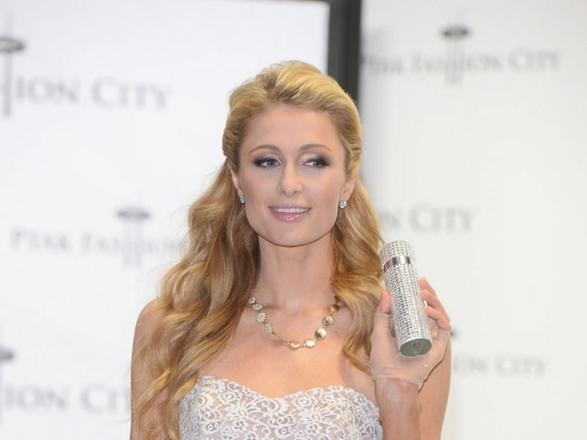Paris Hilton w Rzgowie pod Łodzią