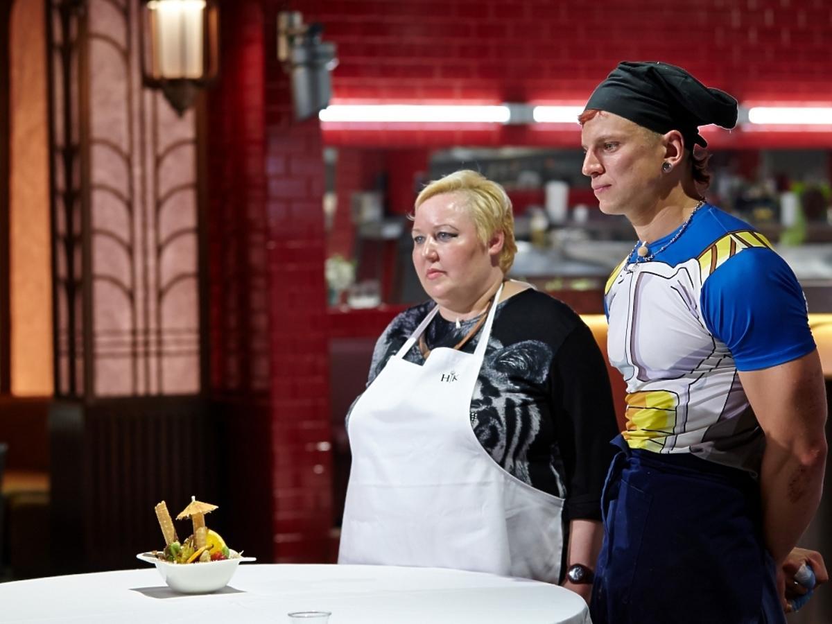 Pierwszy odcinek drugiego sezonu Hell's Kitchen