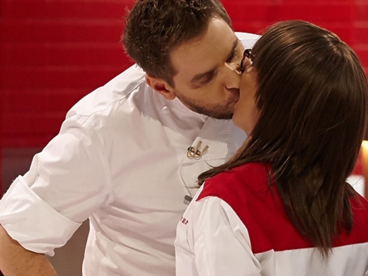 Pocałunek Amaro w Hell's Kitchen