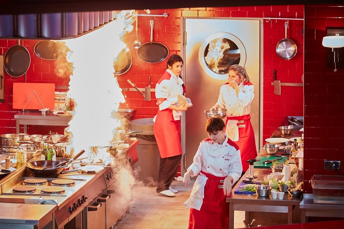 Pożar w Hell's Kitchen