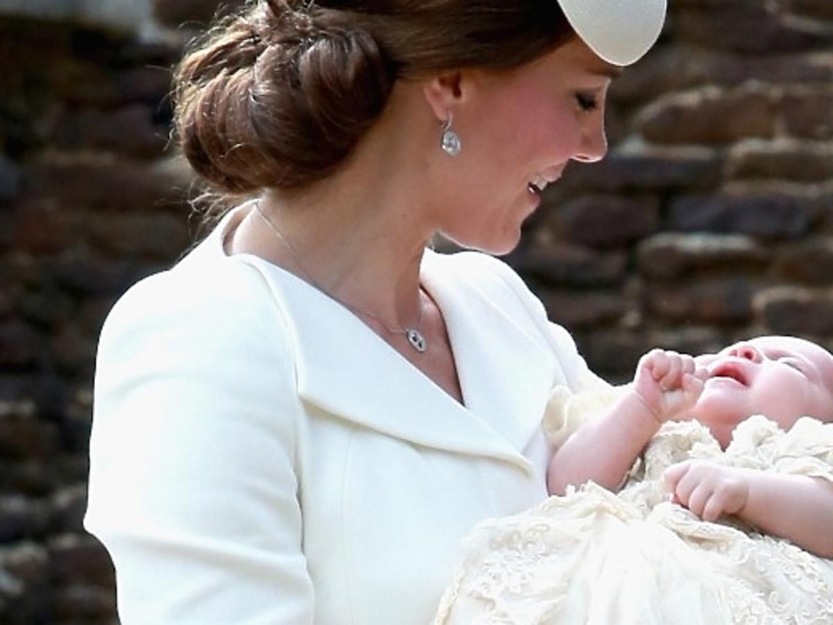 Prezent księżniczki Charlotte