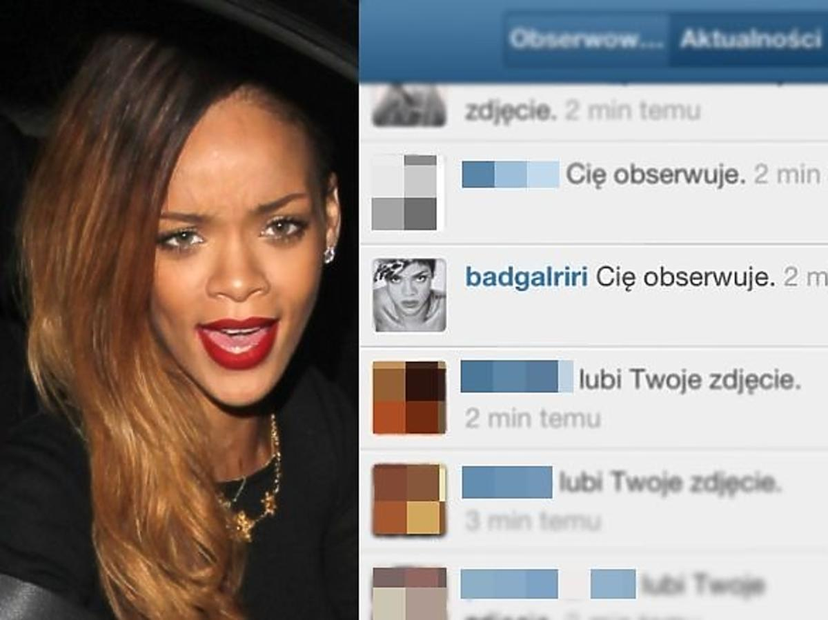 Rihanna uwielbia Local Heroes