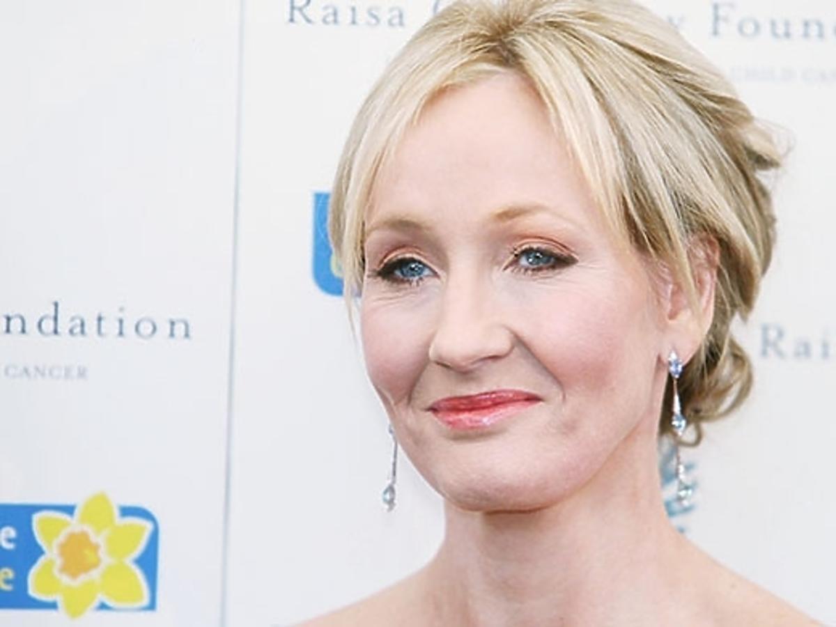 Rowling powraca z nową serią książek