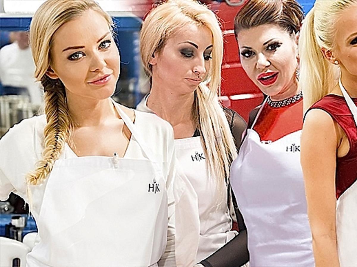 Rutowicz, Węgrowska, Ciupa i Eliza z Warsaw Shore w Hell's Kitchen