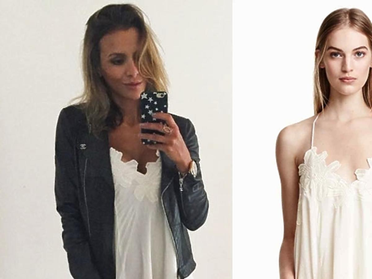 Sara Boruc, Instagram, Sara Mannei, H&M, sukienka