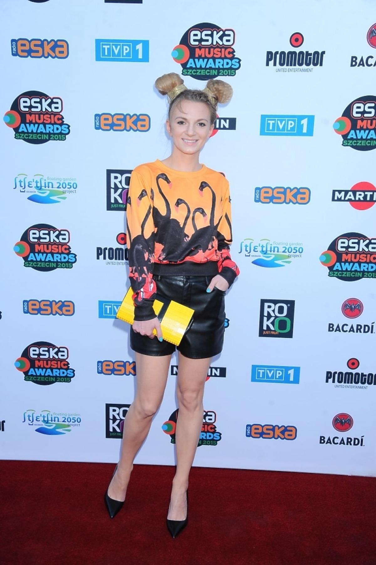 Sarsa Markiewicz na nominacjach do Eska Music Awards 2015