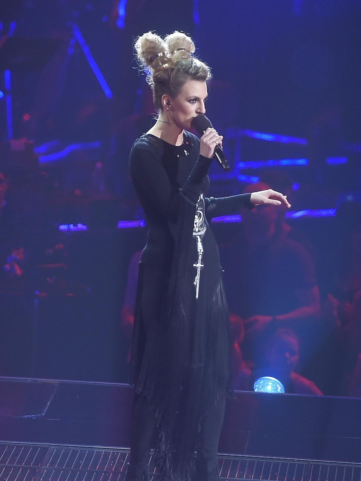 Sarsa Markiewicz w The Voice of Poland