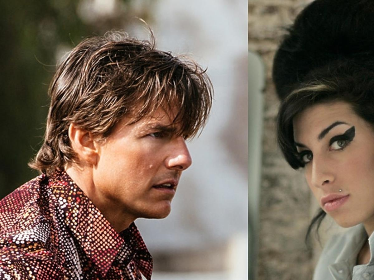 Tom Cruise i Amy Winehouse w filmach Mission Impossible: Rogue Nation i Amy