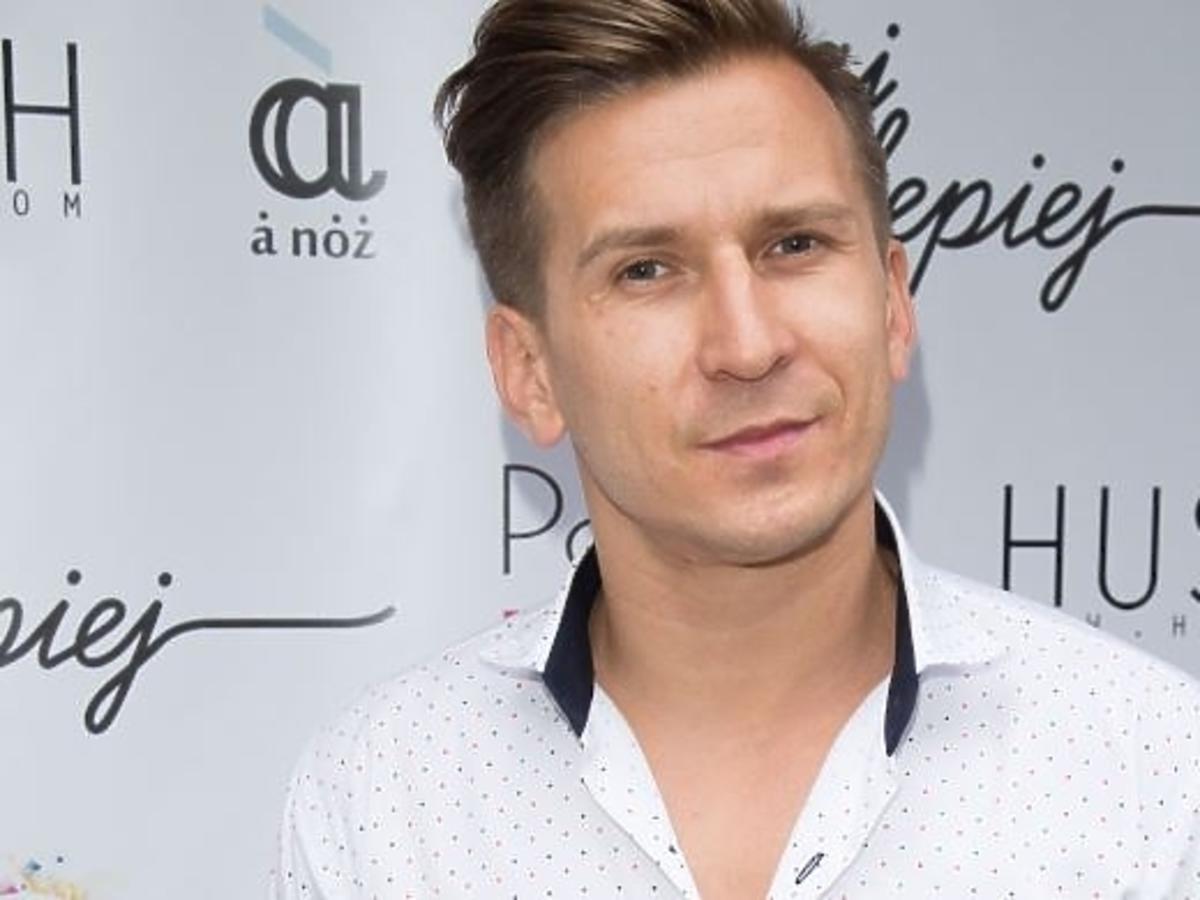 Tomasz Barański ułożył choreografię dla cherrlederek na Wielki Mecz