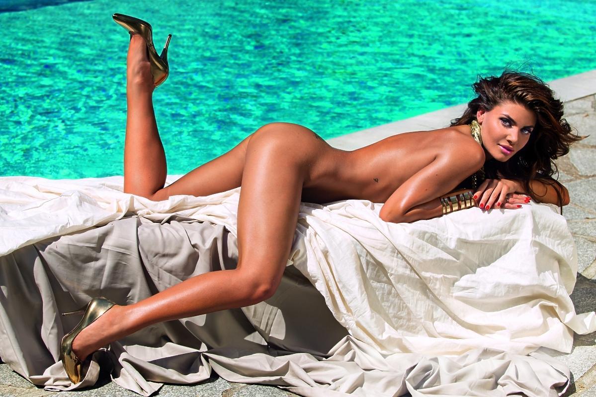 Wodzianka na okładce Playboya. Sesja Wodzianki w Playboyu