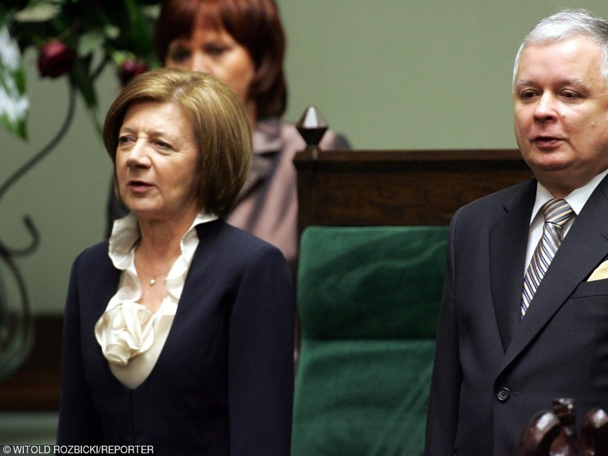 Zaprzysiężenie Lecha Kaczyńskiego