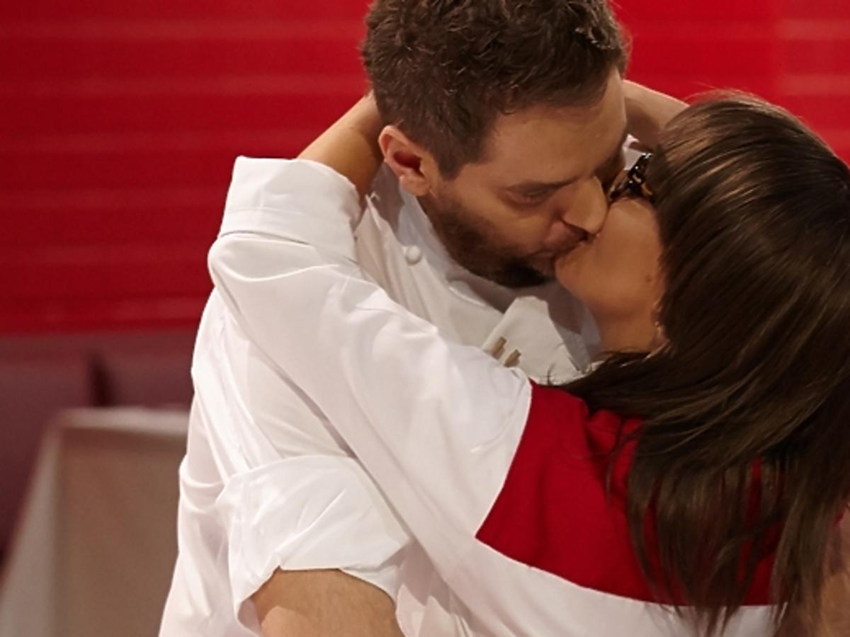 Żona Amaro zdradziła kulisy pocałunku