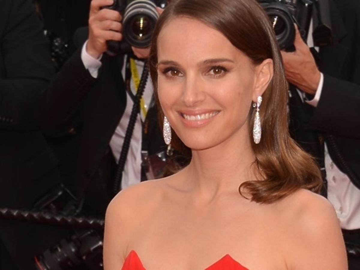 Natalie Portman z mężem na festiwalu w Cannes
