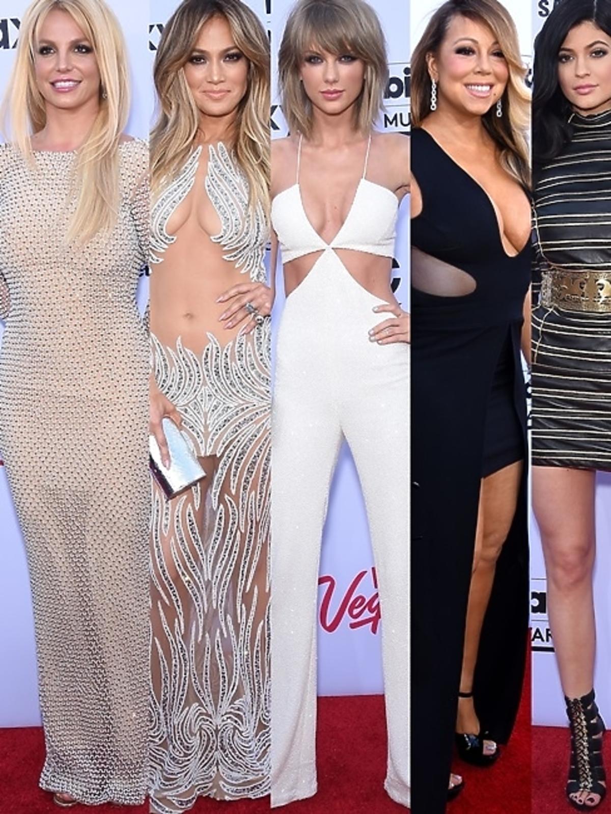 Kreacje gwiazd na Billboard Music Awards