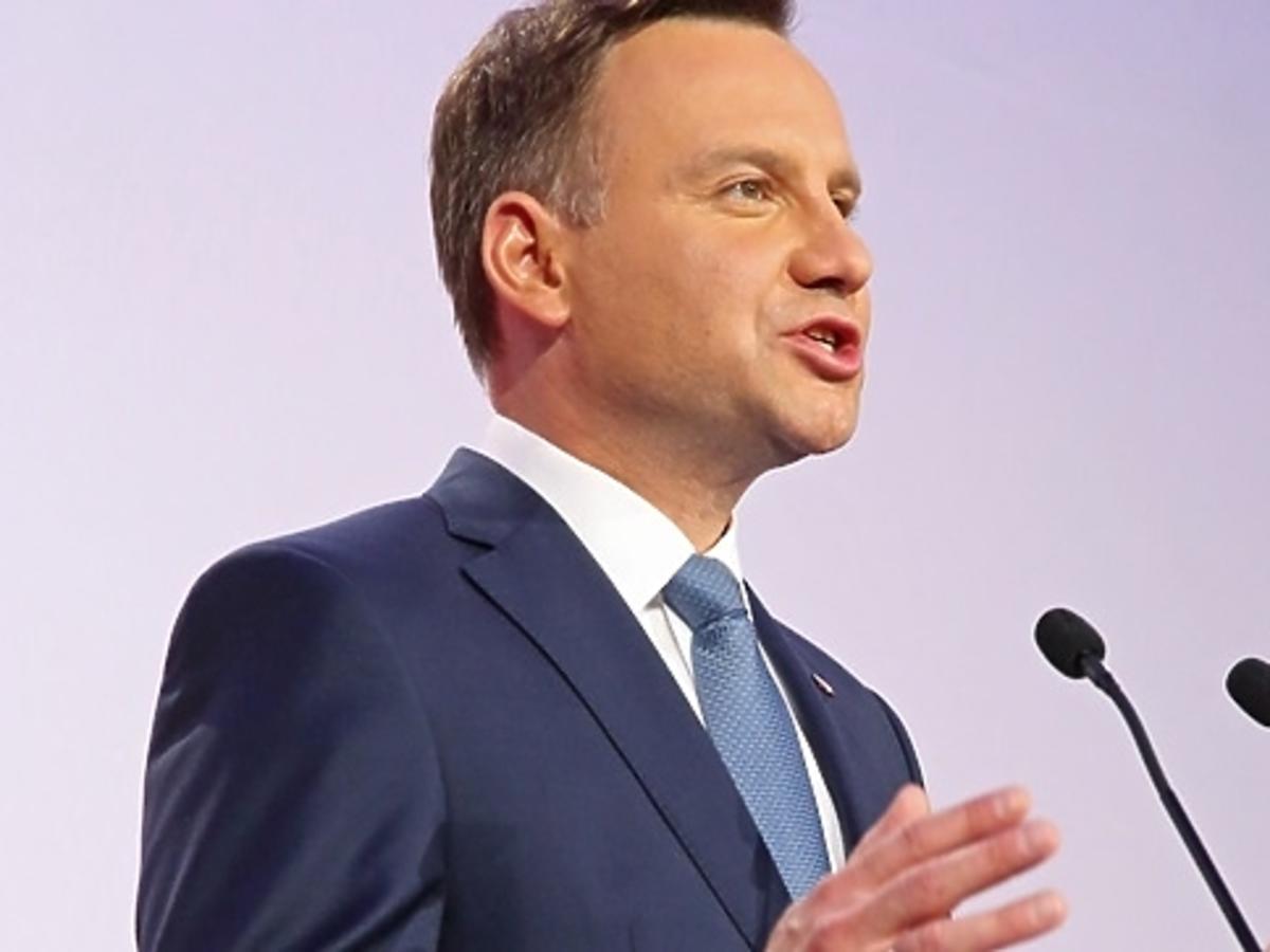 Wielkie emocje w sztabie wyborczym Andrzeja Dudy