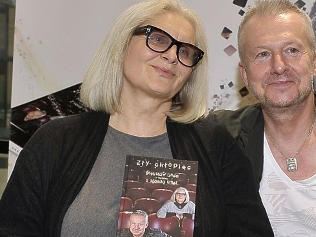 Prezentacja książki o znanym aktorze