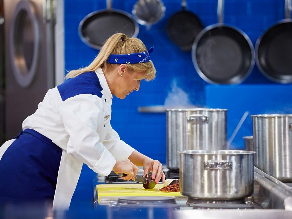 Katarzyna Skrzynecka gotuje