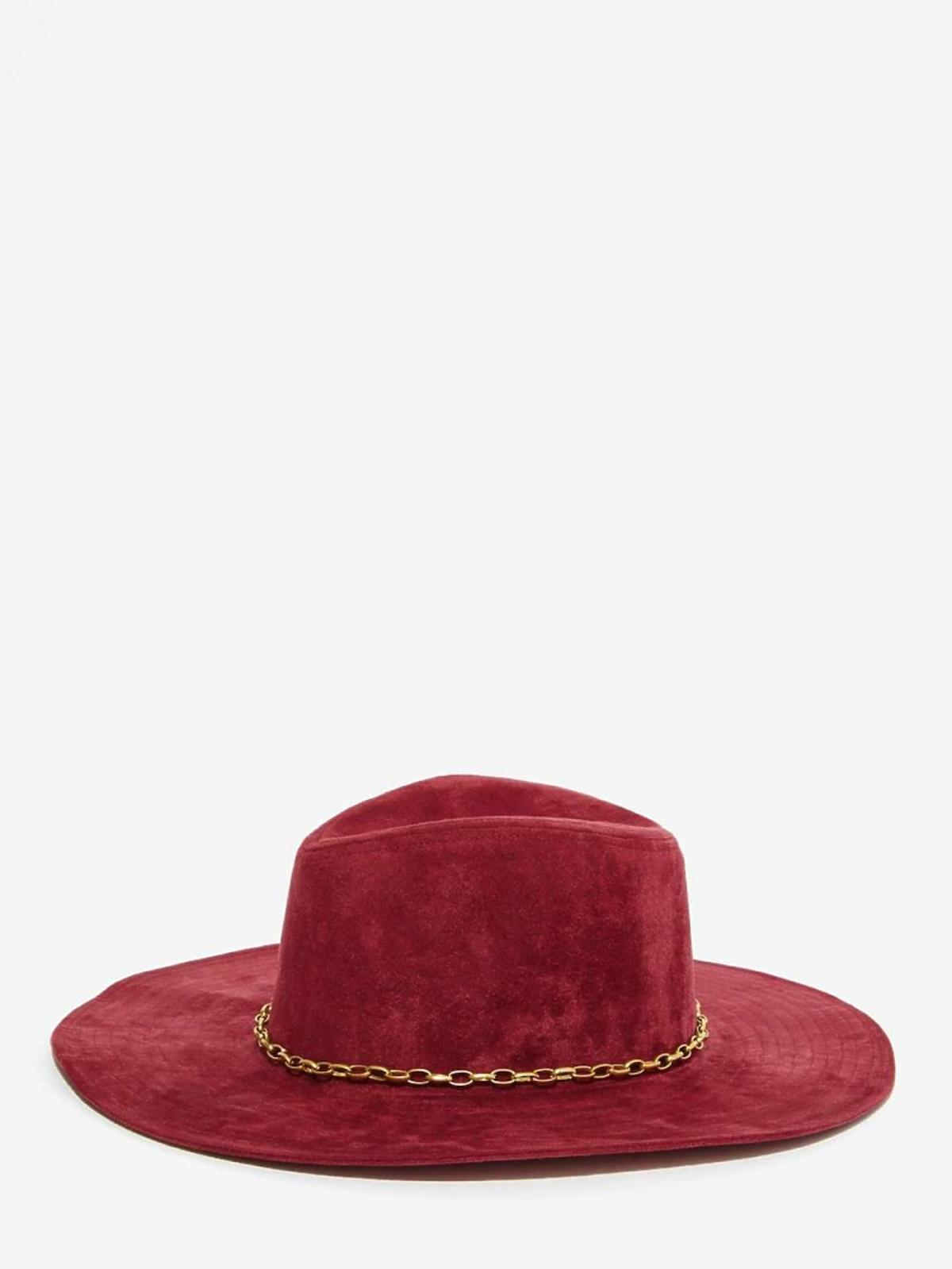 czerwony kapelusz