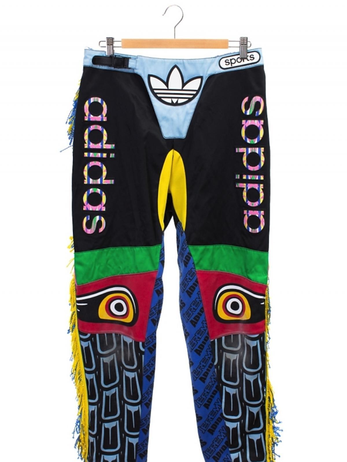 Spodnie Jeremy Scott for Adidas, 996 zł