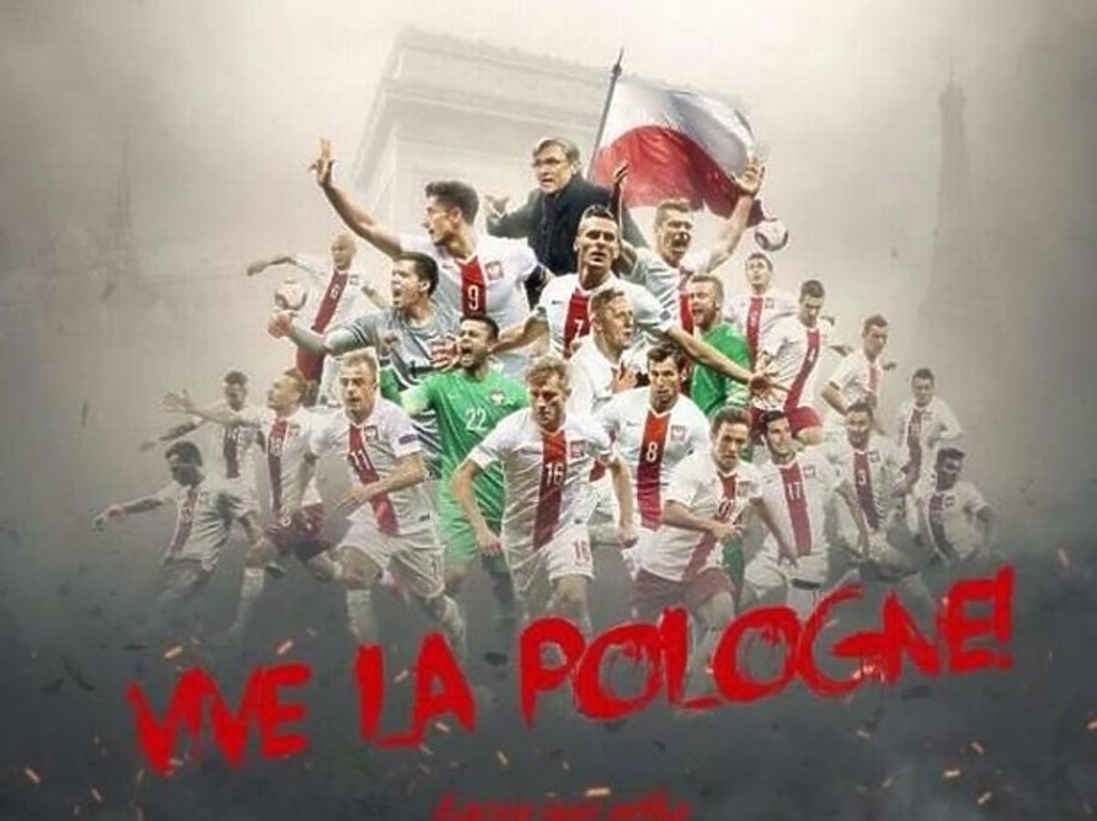 Mecz Polska-Irlandia, mem jako Solidarność