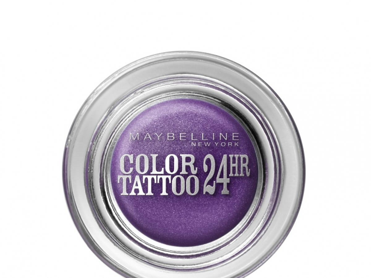 Cień do powiek Color Tattoo - Endless Purple, cena 21 zł