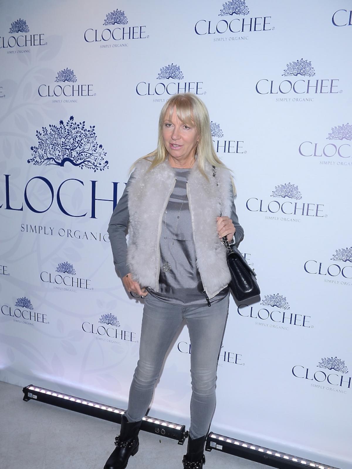Mariola Bojarska Ferenc na prezentacji marki Chlochee