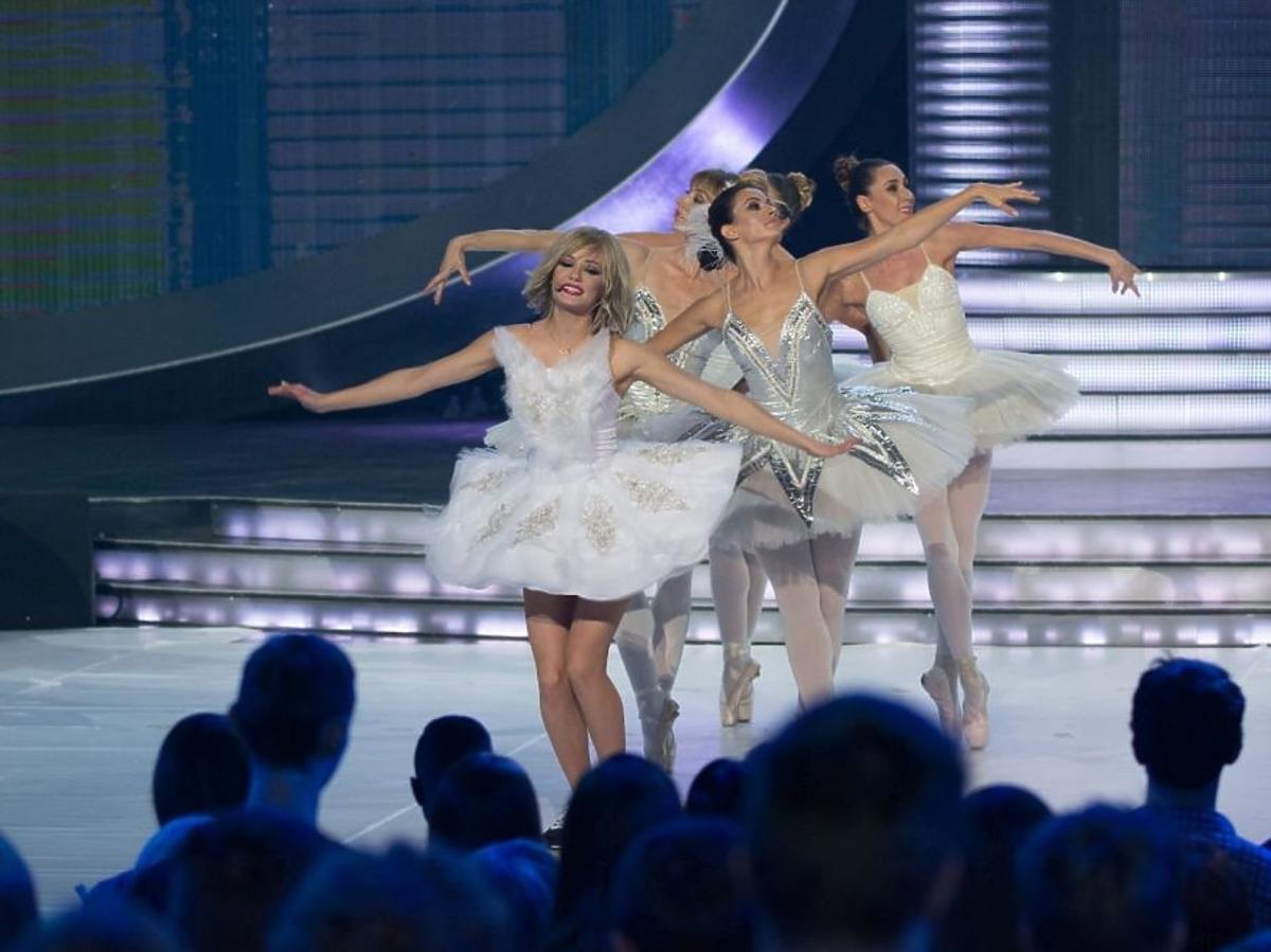 Natalia Szroeder jako Taylor Swift w TTBZ