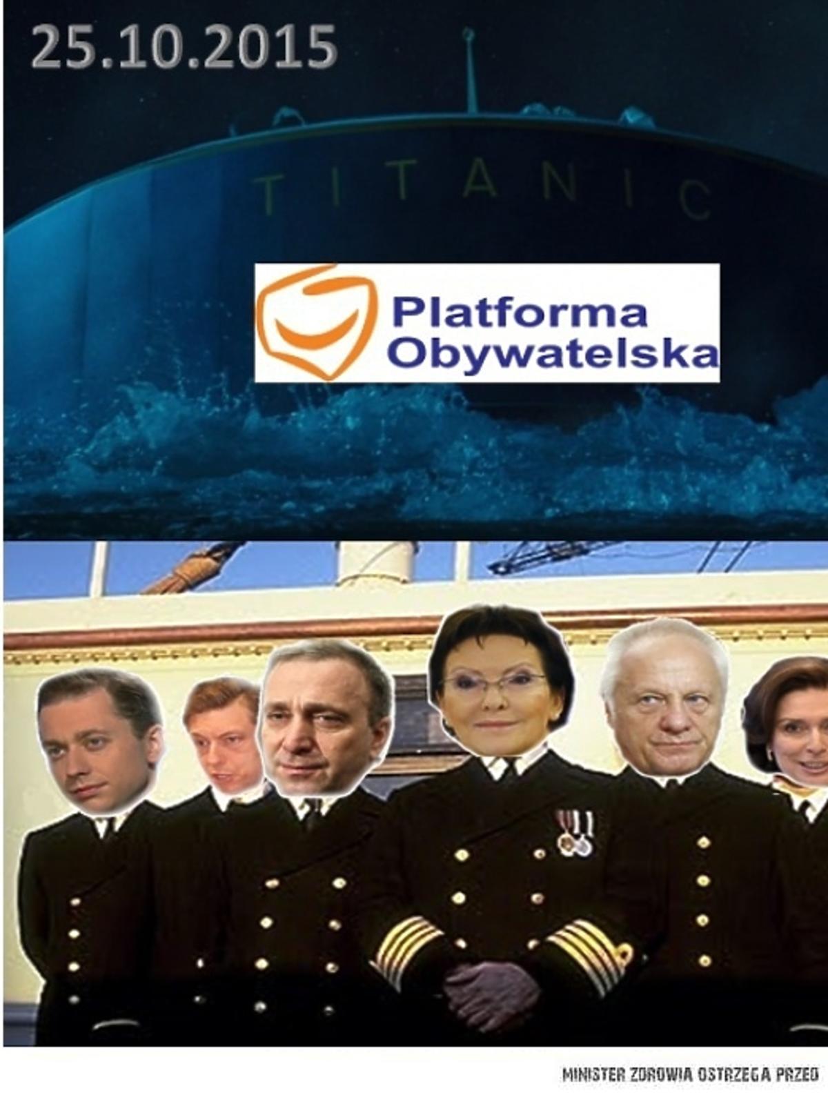politycy PO