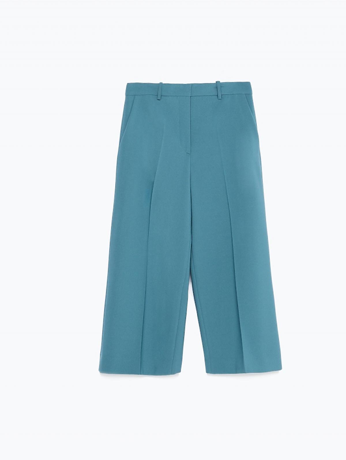 zielone spódnicospodnie