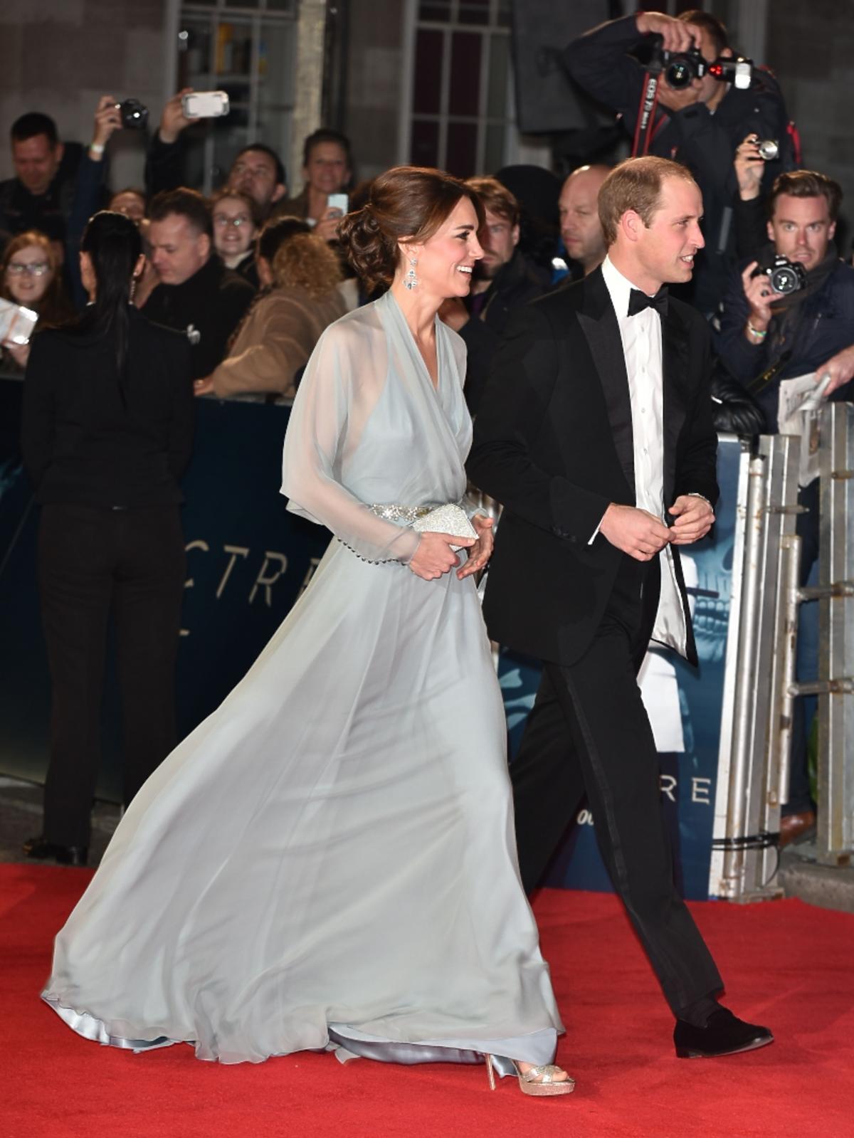 Kate i William pojawili się na światowej premierze