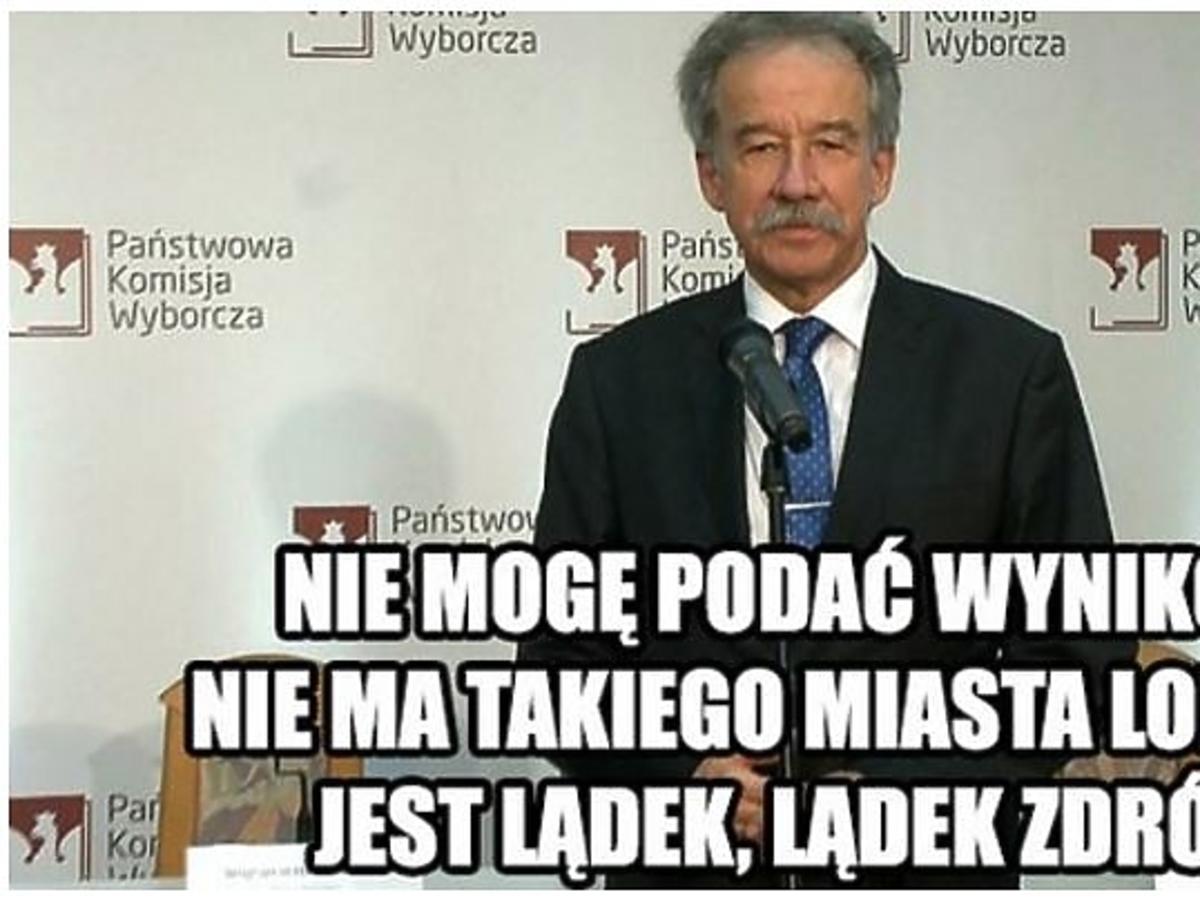 Wojciech Hermeliński - bohater memów