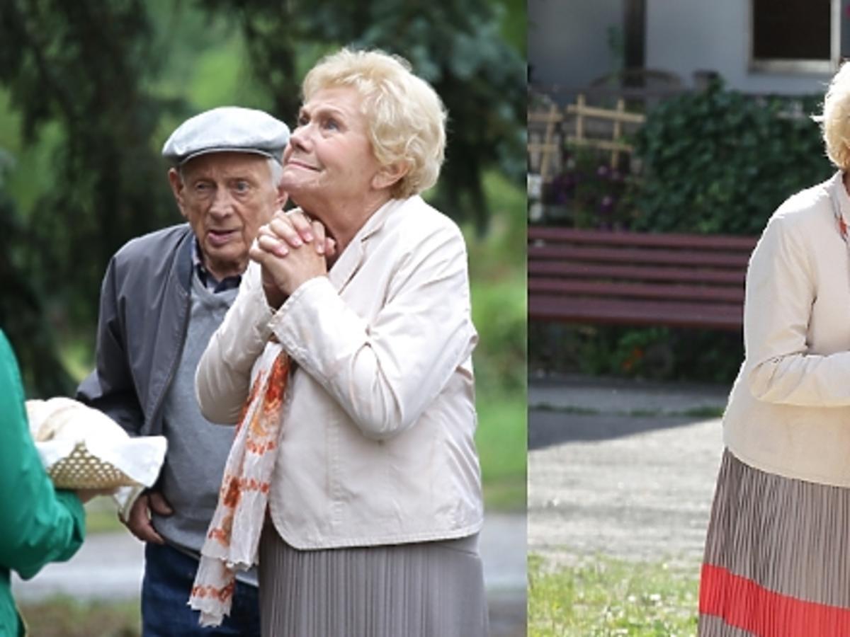 Barbara Mostowiak i Marek Mostowiak się kłócą w M jak Miłość