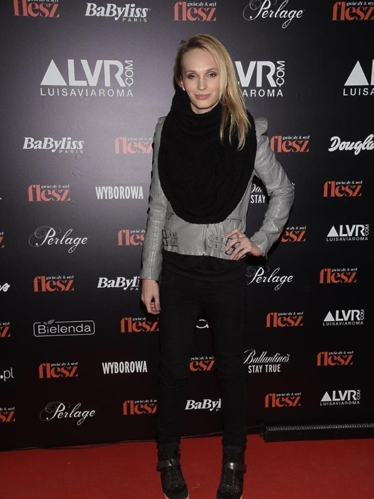 Madox na gali Flesz Fashion Night