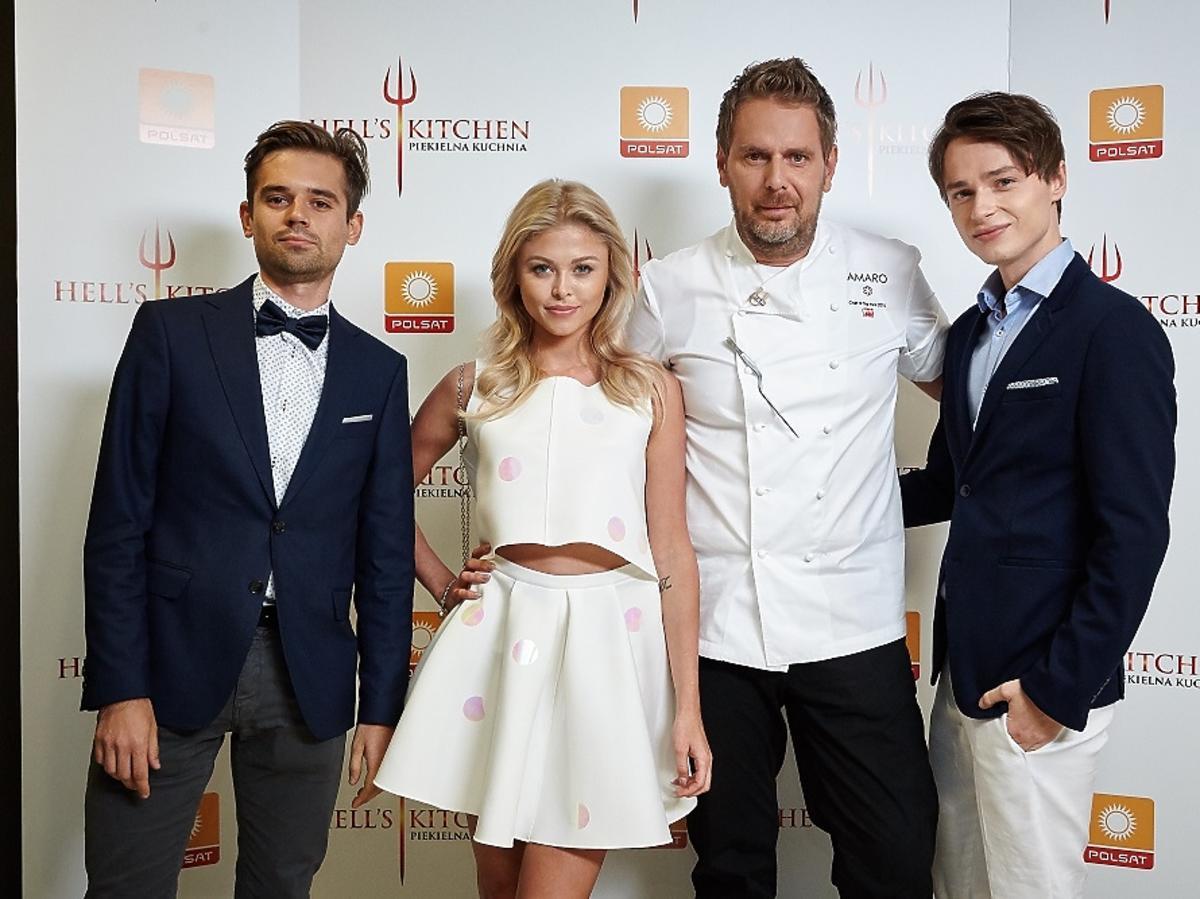 Joanna Opozda i Patryk Pniewski w finale Hell's Kitchen