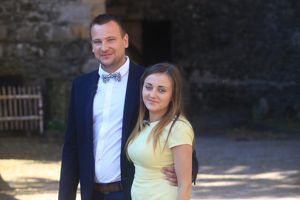Grzegorz i Ania z Rolnik szuka żony 2