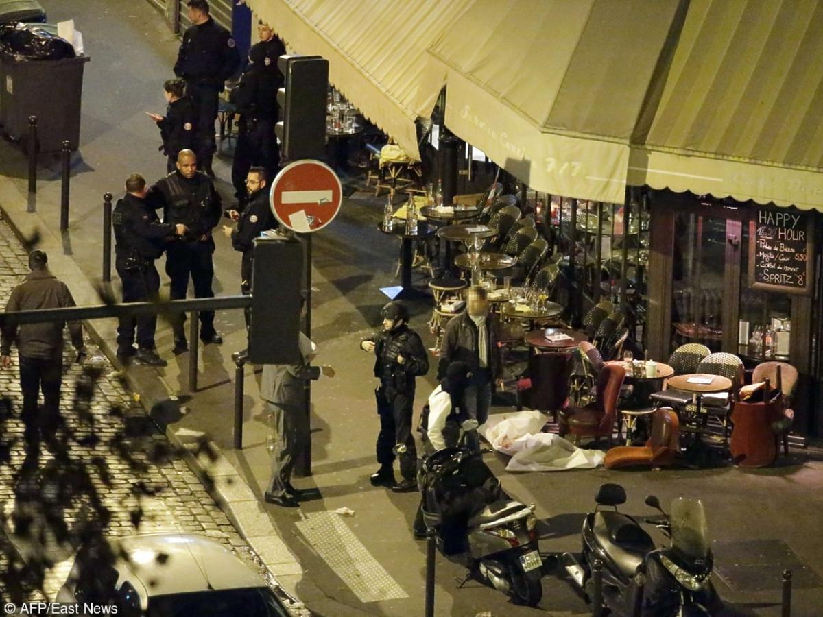 Paryż opustoszał po zamachach